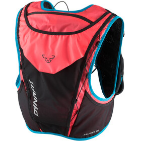 Dynafit Ultra 15 - Sac à dos hydratation - gris/rose